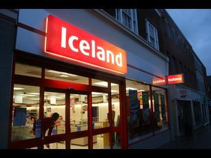 Iceland has recorded its strongest sales growth for a year